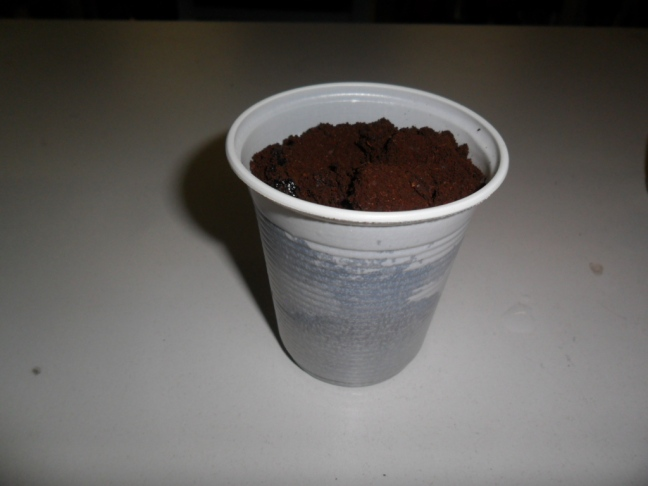 Café usado para representar as substâncias que nosso rim precisa fltrar