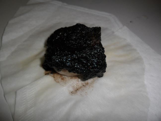 As substâncias, após a filtragem
