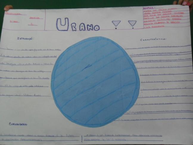 Um close de Urano! 😉