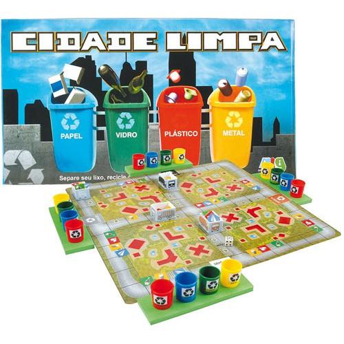 """Com o """"Cidade Limpa"""" já podemos falar de desperdício e cuidado com o Meio Ambiente"""