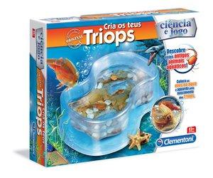 Cuidar de criaturas aquáticas vindas direto da pré-história? Por quê não? ;)