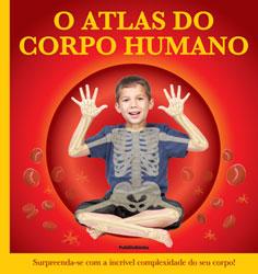 Um atlas é útil para consultar à medida que surgem dúvidas sobre o corpo humano