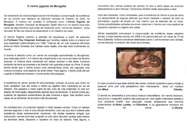 criptozoologia