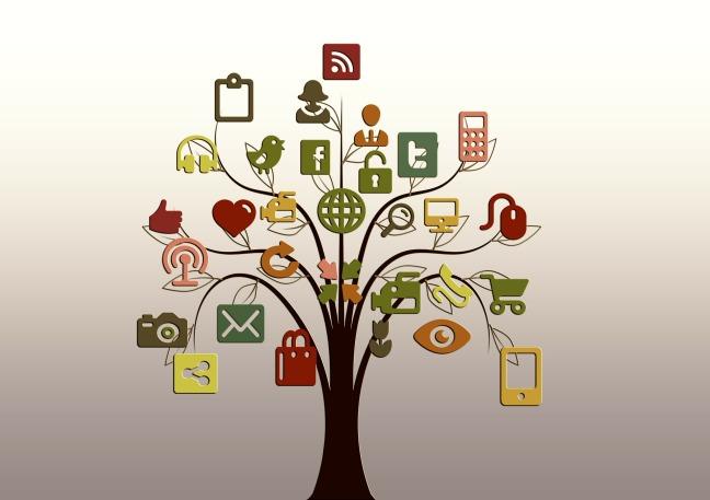 comunicação digital comunicação em rede