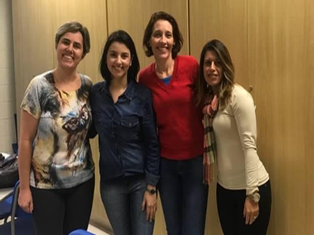 Equipe apresentação do FALA OUTRA ESCOLA 2017